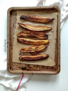 Read more about the article Bananes plantain au four