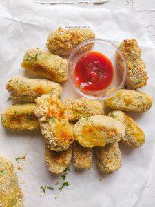 Read more about the article Croquettes de pommes de terre au fromage