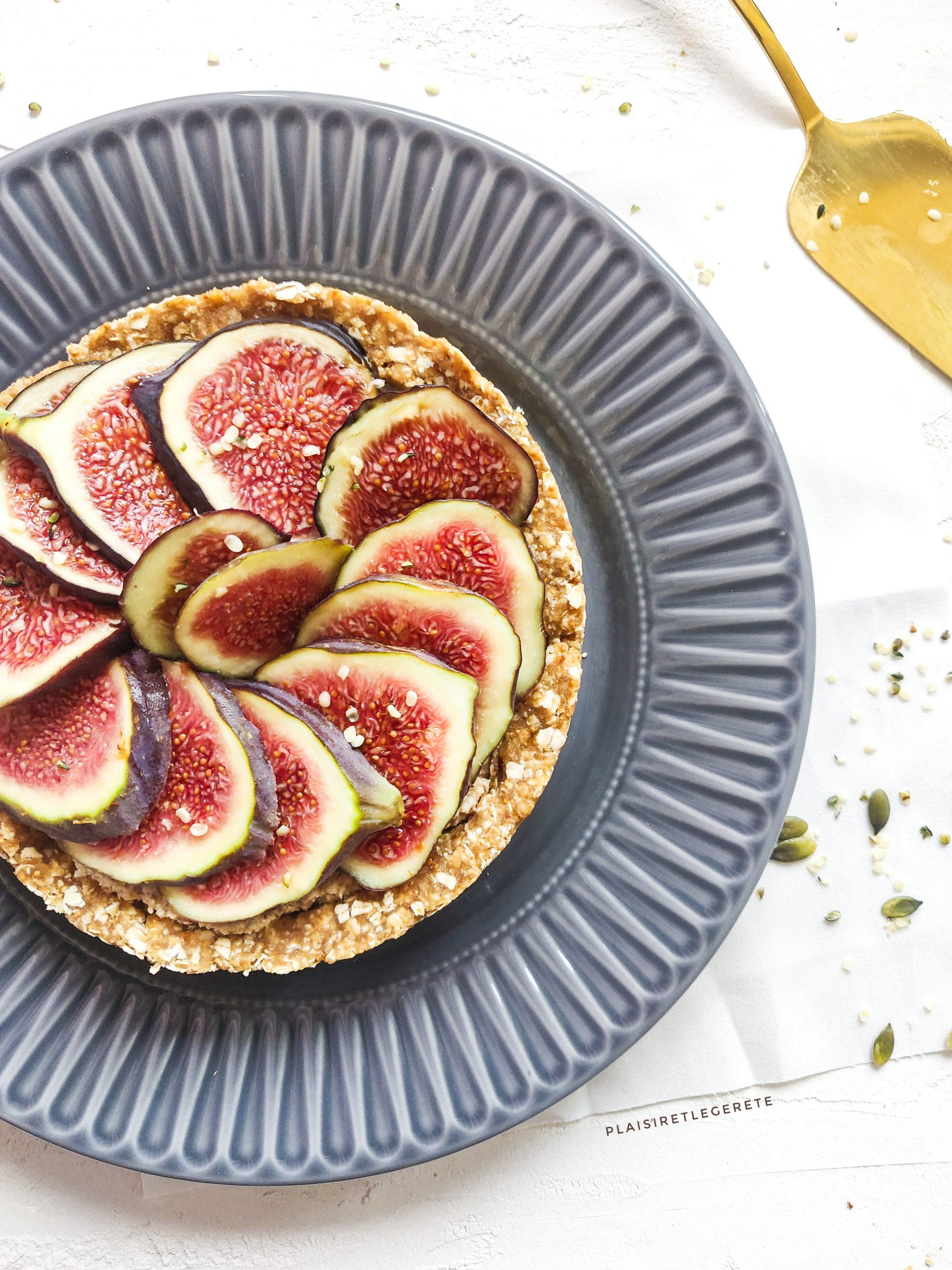 Read more about the article Tarte crue aux figues