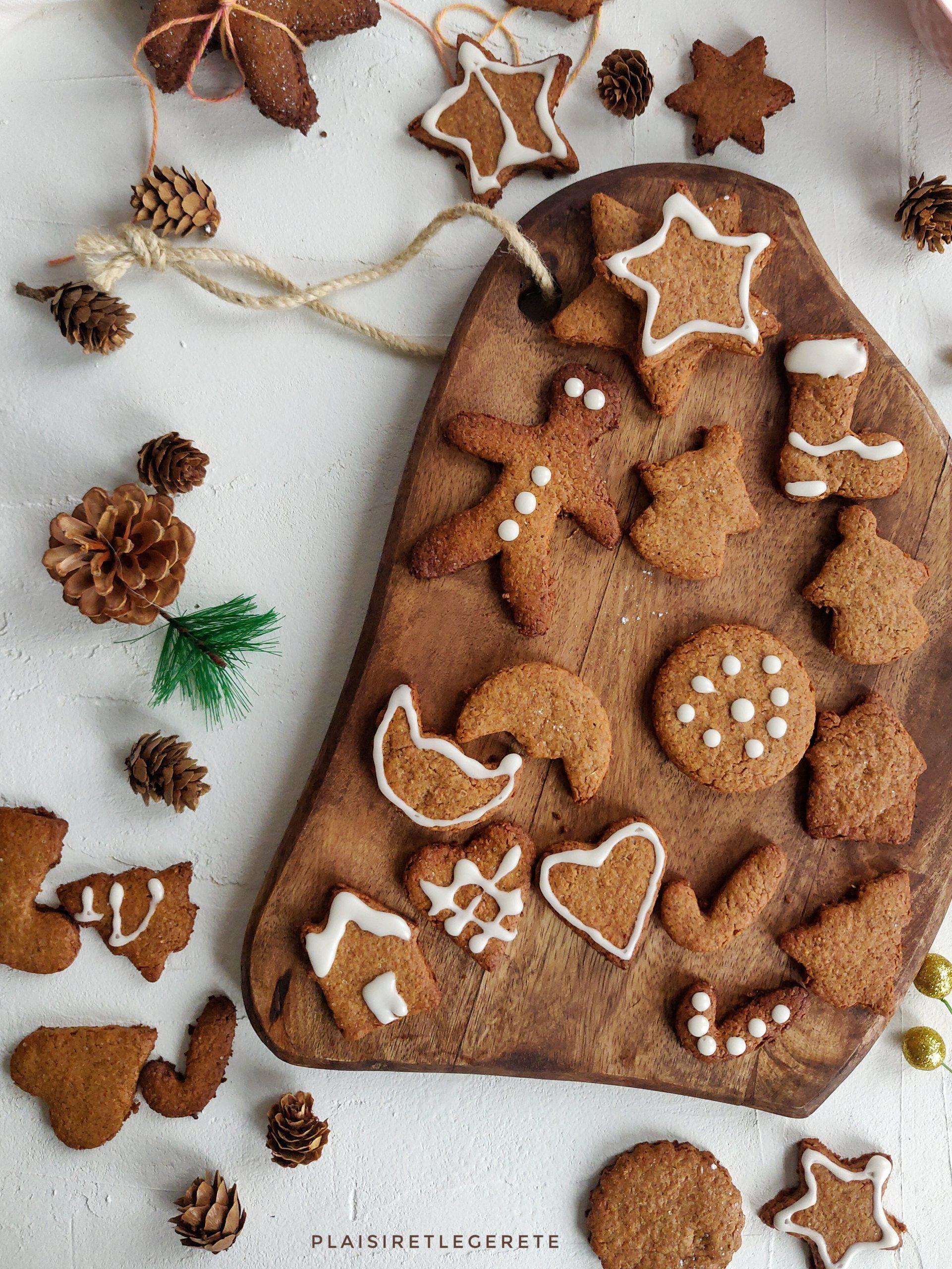 Read more about the article Biscuits de Noël – Pain d'épices