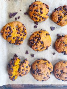 Read more about the article Cookies potiron et chocolat