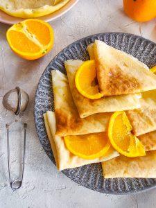 Read more about the article Crêpes au lait de soja