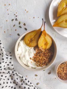 Read more about the article Granola aux épices