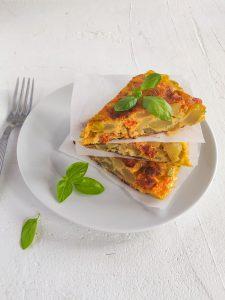 Read more about the article Tortilla espagnole au chorizo