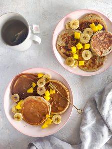 Read more about the article Pancakes à la farine de plantain